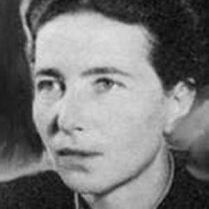 Симона Бовуар